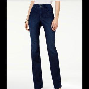 Style & Co tummy control leg Jeans